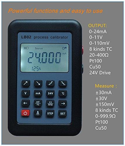 versatile-lb02-resistance-current-voltmeter-signal-generator-source-calibrator-lcd-display