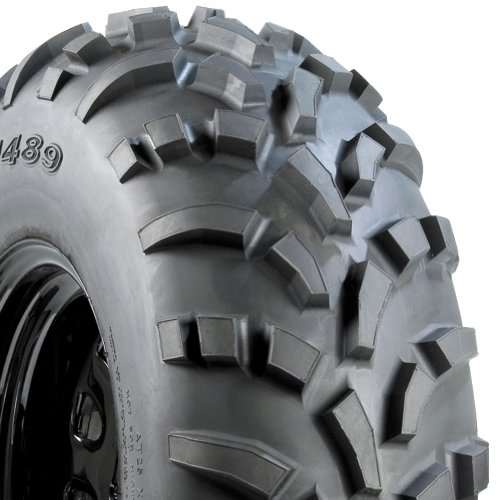 4. Carlisle AT489XL ATV Tire – 25X8-12