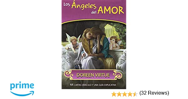 Los ángeles del amor: Amazon.es: Doreen Virtue: Libros
