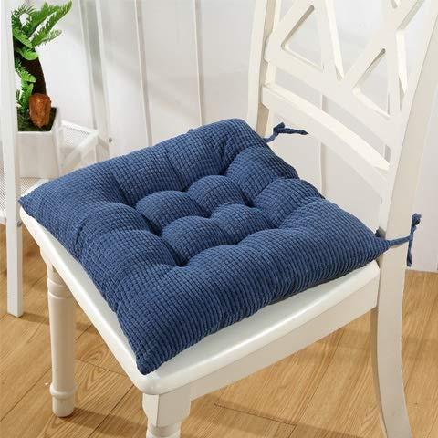 HBJP Almohadillas para sillas Oficina Acolchado Cojín para ...