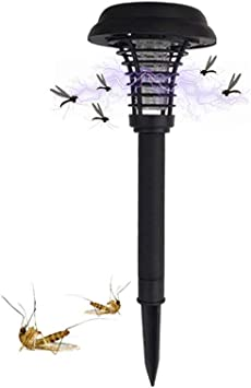 Trampas Solar para Insectos UV