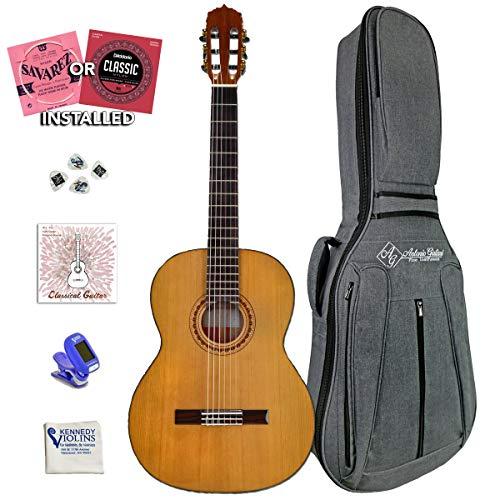 Antonio Giuliani CL-5 Mahogany Classical Guitar (Best Classical Guitar Players)