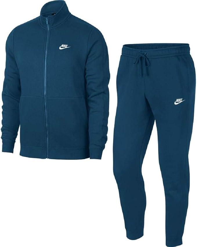 Nike Chandal Sportswear 928125-474 Blue Force/White (XL): Amazon ...