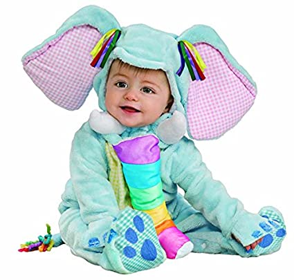 Noah's Arc Elephant Infant Costume