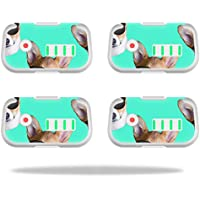 Skin For DJI Phantom 3 Drone Battery (4 pack) – Cool Corgi | MightySkins Protective, Durable, and Unique Vinyl Decal wrap cover | Easy To Apply, Remove, and Change Styles | Made in the USA