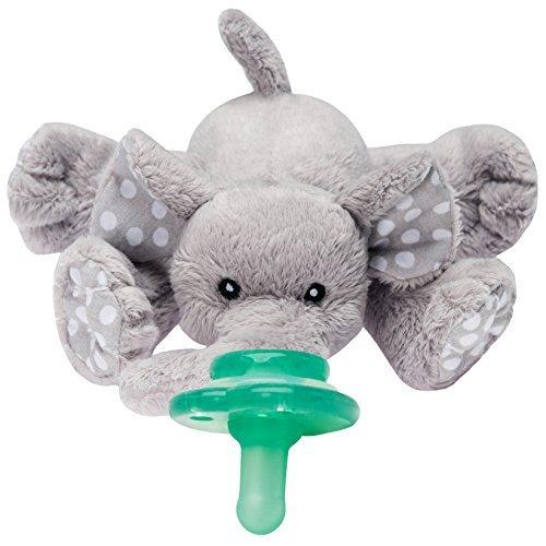Nookums Paci Plushies Elephant Buddies Detachable product image