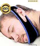 Anti Snoring Chin Strap & Snoring Solution & Snore Stopper- Anti Snoring Device & Rem sleep solutions Snore Aid Snore Away Best Solution For Snoring &Snore Stop Sleep Mask for Snoring
