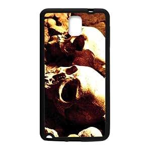 Scary Skull Custom Protective Hard Phone Cae For Samsung Galaxy Note3