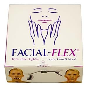 Make Flex effect facial exercises