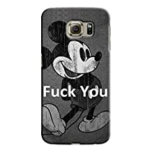 SWAG Star Wars & Mickey for Samsung Galaxy Note 5 Hard Case Cover (2213)