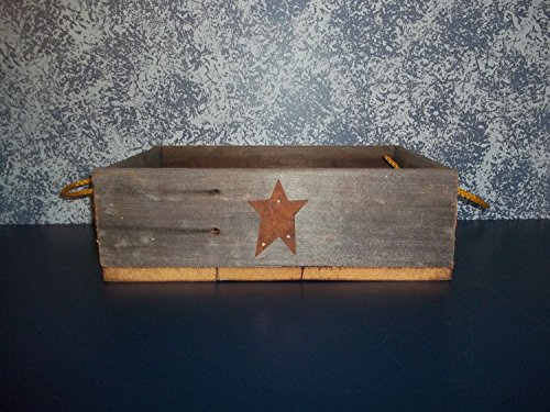 Barnwood Tray. This Amish Handmade Barnwood Tray Is a Unique Way to Accent Your Home Decor. You Can Add Many Different Primitive Items to It to Create a Stunning Masterpiece for Your Home Decor