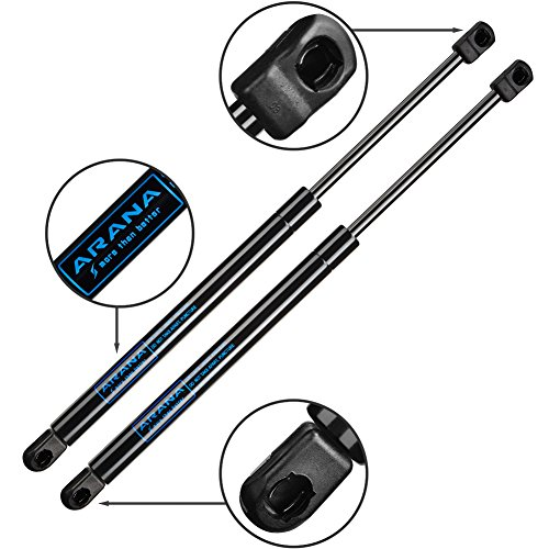 Arana 2pcs 4578 Gas Charged Hood Lift Support For 1997 2006 Ford Expedition F 150 F 250