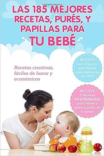 Recetas de papillas para bebes de 9 meses