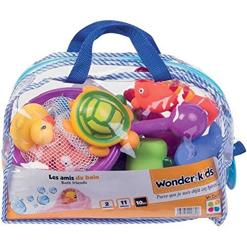 Wonderkids - A1504124 - Sac Des Amis Du Bain Accessoires