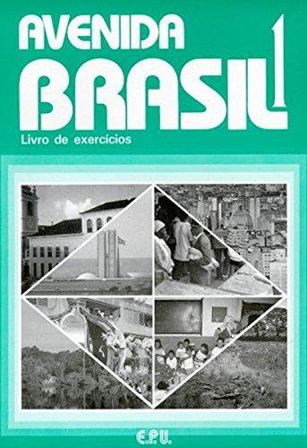 Avenida Brasil 1 Exercicios (Portuguese Edition)
