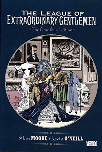 League Of Extraordinary Gentlemen Comic Book (The League of Extraordinary Gentlemen Omnibus)