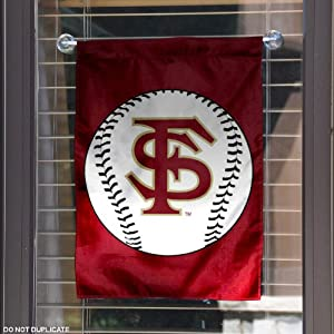 Florida State Baseball Garden Flag and Yard Banner