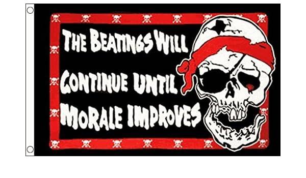 Flag Banner Pirate Skull And Crossbones 5ft x 3ft 150cm x 90cm