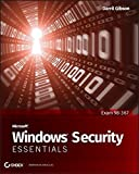 img - for Microsoft Windows Security Essentials book / textbook / text book