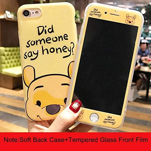 Disney Discovery- iPhone 7 /8 Kawaii 3d Mickey Case celular
