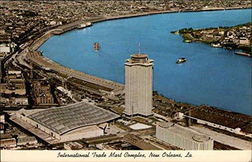 International Trade Mart Complex New Orleans, Louisiana Original Vintage Postcard