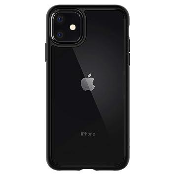iPhone 11 ケース  ウルトラ・ハイブリッド 076CS27186 (マット・ブラック)