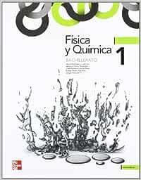 FISICA Y QUIMICA 1 BACHILLERATO - 9788448180485: Amazon.es