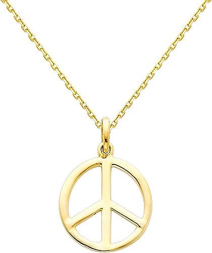 Peace Pendant Necklace Standard