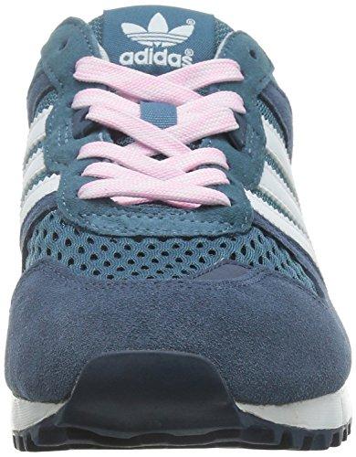 Low Scarpe Mineral Ftwr Clear Blu Donna ZX Blue W Top 700 adidas S16 White Pink xqFtIf8