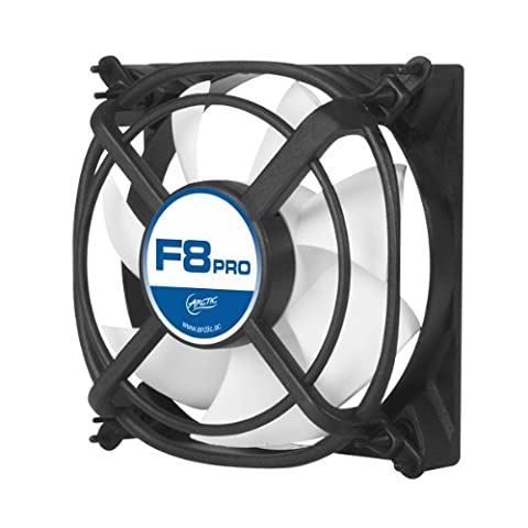 ARCTIC F8 PRO - 80mm Fluid Dynamic Bearing Low Noise