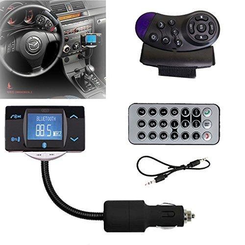 """SAGUARO 1.8"""" LCD Screen Display Wireless Bluetooth FM Transm"""