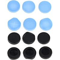 kesoto 2Set Silicone Cap Thumb Grip Stick Cap Cover Joystick Thumbstick Caps Replacement For Sony Playstation Ps Vita…