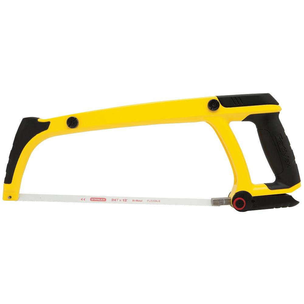 Stanley 20-531 17-Inch 24 TPI FatMax High Tension Hacksaw