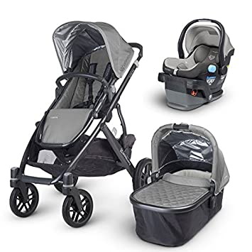 UPPAbaby Vista Travel System With Mesa Car Seat 2015