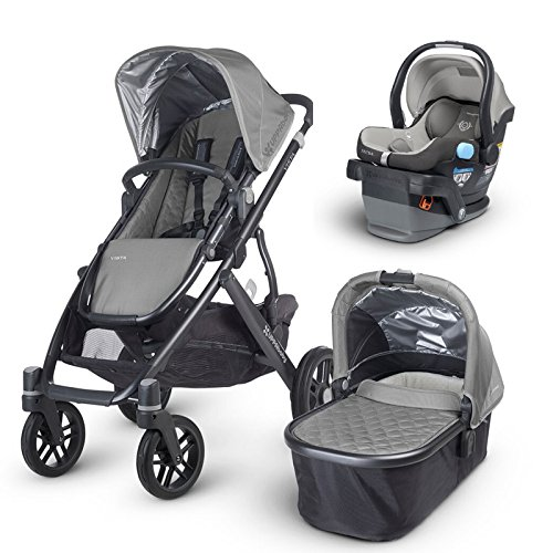 UPPAbaby Vista travel system with Mesa car seat 2015 - Pascal