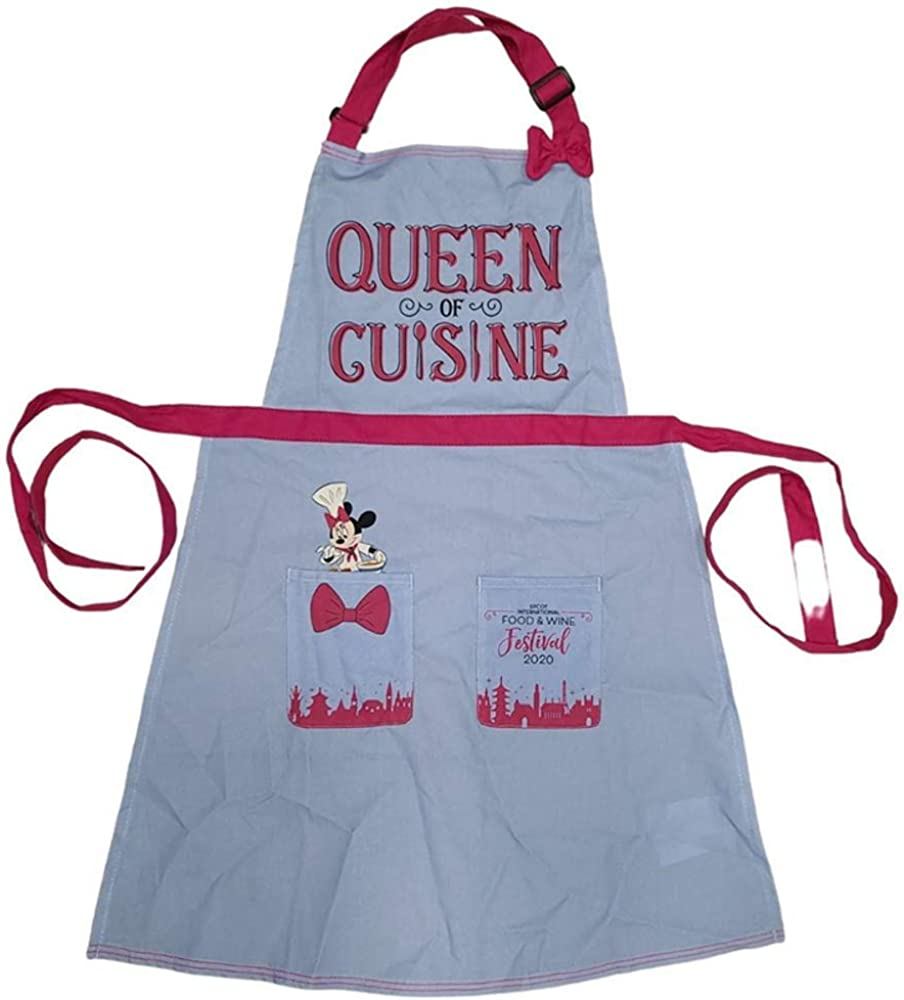 Disney Parks Epcot Food and Wine Festival 2020 Apron