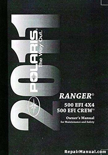 polaris ranger owners manual - 6