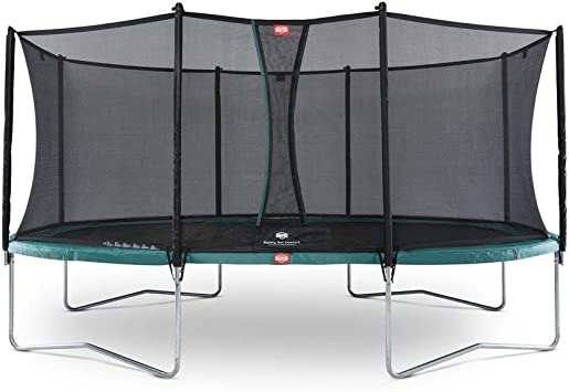 Berg Cama elástica Grand Favorit 520 con Red Protectora Comfort ...