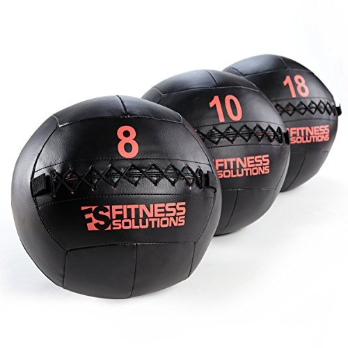 Fitness Solutions Wall Ball (12 LB)