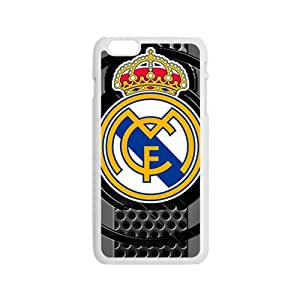 Real Madrid Club de Football Design New Style High Quality Comstom Protective case cover For iPhone 6