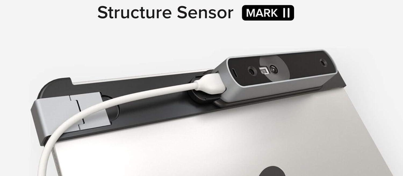 Occipital Structure Sensor 3D Scanner MARK II by technologyoutlet ...