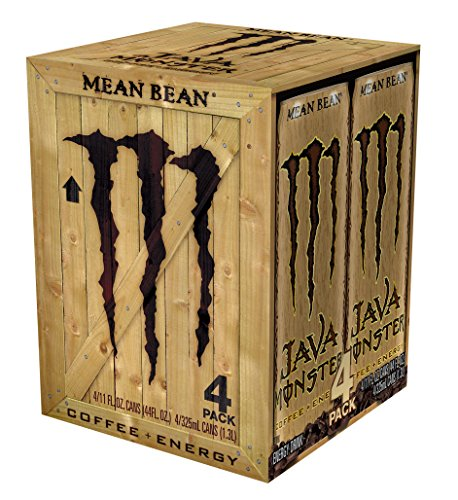 Java Monster Mean Ounce Count