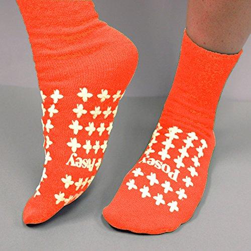 Fall Management Socks, Large, Orange