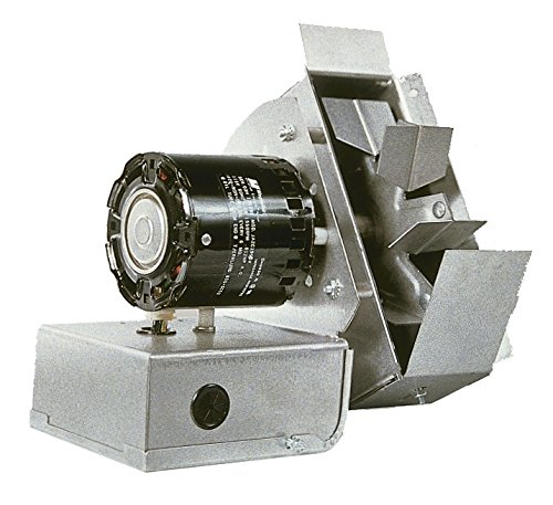 Tjernlund DJ-3 Inline Draft Inducer Fan for Vertical Vent Systems for All (Combustion Air Vent)
