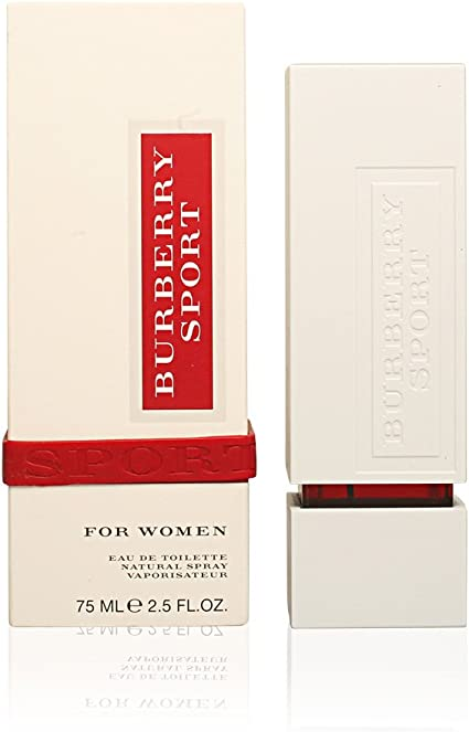BURBERRY SPORT WOMAN edt vapo 75 ml ORIGINAL: Amazon.es: Belleza