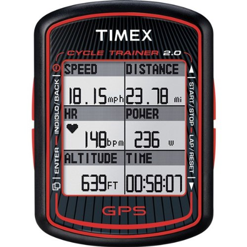 Timex Cycle Trainer 2.0 GPS