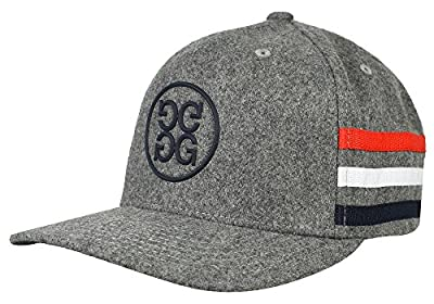 G/Fore Golf Varsity Snapback Cap by G/Fore