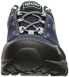 Ahnu Women\'s Montara II WP Hiking Shoe, Midnight Blue, 11 M US