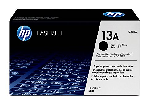 HP Q2613A Black Original Cartridge product image