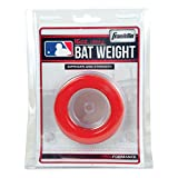 Franklin Unisex 16oz Bat Weight, Red